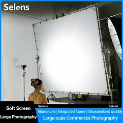 Selens Portable Large Studio Photography Commercial Soft Light Diffusers Screen