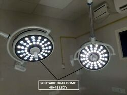New Led Surgical Light For Operation Theatre Room Double Dome 160000 X 2 Lux