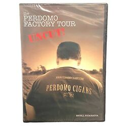 The Pedromo Factory Tour Uncut Cigar Documentary - 4 Disk Dvd Factory Sealed