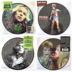 David Bowie 40th Anniversary Picture Disc Complete Set 25 Records
