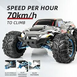 110 Scale 2.4g Rc Car High Speed Remote Control Off Road Car 4wd 70km/h Brushle