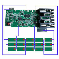 M18 PCB Charging Protection Circuit Board for Milwaukee 18V Li ion Battery Parts