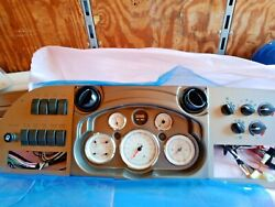 New Old Stock Fleetwood American Dream Rv Instrument Panel /cluster 2002 -200