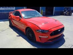 Steering Gear/rack Power Rack And Pinion 19 Wheels Gt Fits 18 Mustang 952327