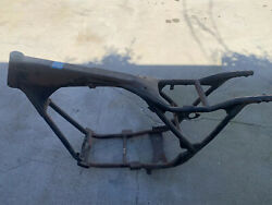 Harley Davidson Fxr/twincam Frame With Title And Plate