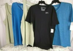 Menand039s Lot Of 5 Assorted Nordstorm Rack Brands Large Shirts Assorted Styles M7