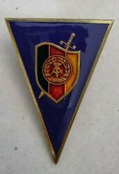 Stasi East German Kgb Mfs Officer High Academy Official Pin