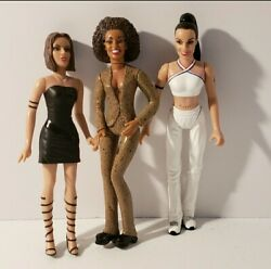 Spice Girls Dolls Toymax 1st Release Rare And Hard To Find. Posable 6 Figure