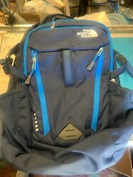 Pre-owned The Surge Navy Blue Backpack Commuter Laptop Nwt