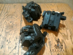 1999 Honda Goldwing Gl1500 Front L And Rt And Rear Brake Calipers