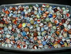 Special  20 Jabo Special Run Swirl Marbles   Special Lot 2