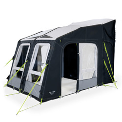 New Kampa Dometic Rally Air Pro 260 D/a Inflatable Awning Mh2011 9120000103