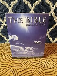 The Bible Collection The Greatest Stories Of All Time 7 Dvd Set