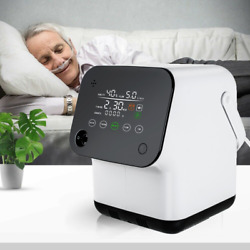 1-7l/min Adjustable Full Touch Oxy-o2 Concentrator Air Purifier Machine For Home