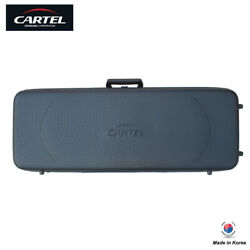 Cartel Abs Zip Olympic Target Take Down Recurve Bow Case / Navy Blue Color