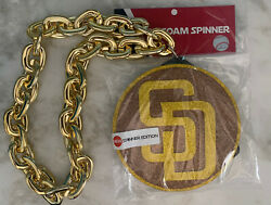 San Diego Padres Spinning Swag Chain Replica Tatis Jr.andnbspspinner Edition