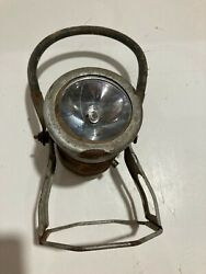 Lamp Vintage Lantern Fme Metal Ware Co Two Rivers Wis Empire Battery Free Stand