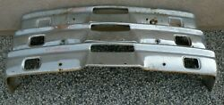 X Fairlane Front New Triple Chrome Plated Bumper 1964 64 Ford Oem