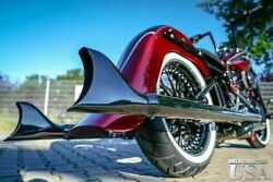 Chrome Dual Exhaust System For Harley Softtail Fat Boy Classic Deluxe Slim 00-17