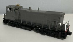 Mth Railking Prototype Sample Mp-15 Switcher Ps3 Excellent Condition