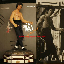 Blitzway 1/3 Bruce Lee Enter The Dragon Collection Model Rare Quantity In Stock