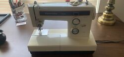 Vintage Sears Kenmore Sewing Machine Model 158 Excellent