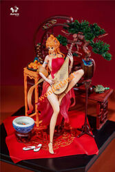 One Piece Nami Chinese Style Statue Two Head Led Light 1/6 Scale Pre-order New