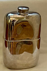 Vintage Large Abercrombie And Fitch Flask