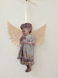 Bradford Edition Garden Miracle Heavens Little Angels Collectable