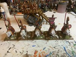 Warhammer Kislev Winged Lancers Knights Painted Based Aos Wfb Miniatures