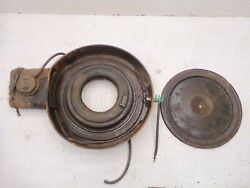 80 Trans Am T/a Firebird 301 Shaker V8 Air Cleaner Base Lid Assembly For Parts