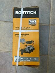 Bostitch Brn175a 15 Degree Coil Roofing Nailer