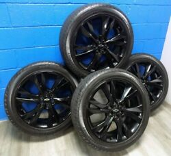 Chevy Blazer 2019-2021 Rims Aly5938 And Continental Crosscontact Lx Sport Tires
