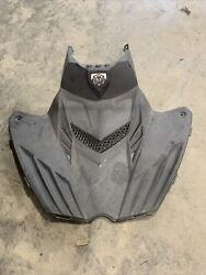 Yamaha Grizzly 300 Front Cover Plastic Lid 2012
