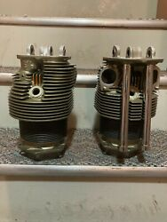 2 Each Core Cylinders For 0-200 Continental Engine New Condition Sold As Pairandnbsp