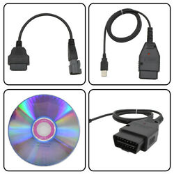 Diagnostic Cable Adapter For Yamaha Yds Marine Outboard Waverunner Jet Boat Usa
