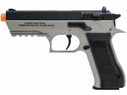 Magnum Research Baby Desert Eagle Co2 Nbb Airsoft Pistol Toy Gray / Black
