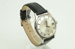 Authentic Omega Constellation Watch 33mm Auto Chronometer Ss 168.005 Oh New Band