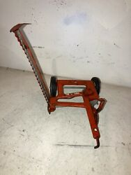 Tru Scale Vintage Sickle Mower For Tractor 1/16 Ih