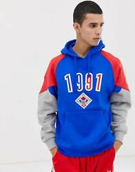 Mitchell And Ness 1991 Nba All Star Game Block Pullover Hoodie Fleece