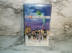 Vintage Sealed Vhs Tape Ghostbusters Nip F Vhtf Rare Free Shipping