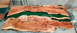 Epoxy Table Live Edge River Table Resin Epoxy Table Wooden Dining Furniture A012