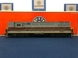 Lionel Lackawanna Trainmaster Diesel Engine W/ Railsounds And Tmcc 6-18375