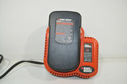 Black And Decker Fire Storm 9.6v - 18v Ni-cd Battery Charger W/ Battery