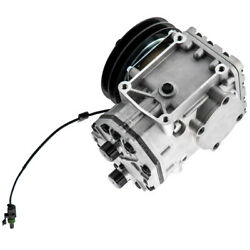 A/c Ac Air Conditioner Compressor For Freightliner For Peterbilt For 2502459c91
