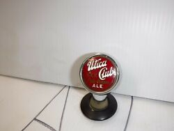 Utica Club West End Brewing Co Ny Xxx Pale Cream Ale Beer Tap Ball Style