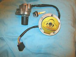 Ducati Oem Ignition Switch And Gas Cap 748-998 Monster Ss 620 750 900