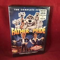 Father Of The Pride Complete Series John Goodman Dvd Widescreen Brand New