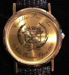 Cadillac Pro Am 1994 Nike Ozarks Open Watch Award Runner Up Golf Collectible