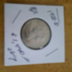 1998-d Washington Quarter Error Double-die Mint D And In God We Trust And Ber